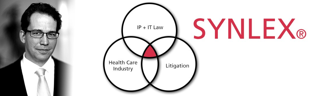 Synlex TM - IP + IT Law for the Health Care Industry